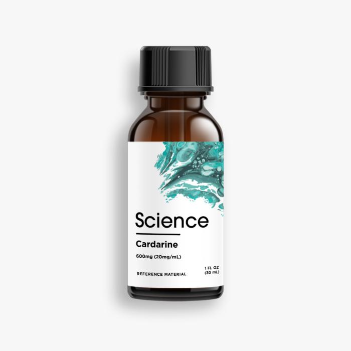 Cardarine (GW501516) – Solution, 600mg (20mg/mL)