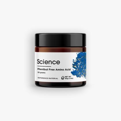 Phenibut Free Amino Acid – Powder, 50g