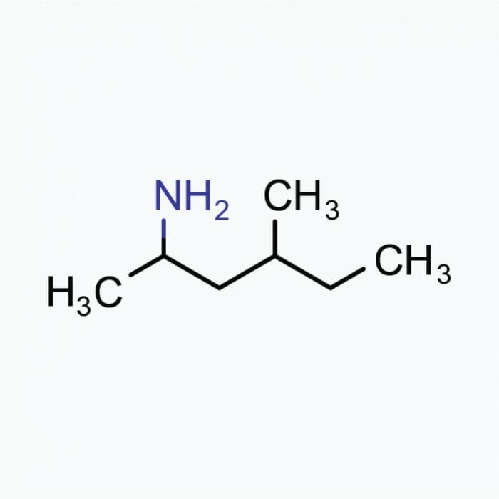 1,3-DMAA (Methylhexanamine) HCL – Solution, 3000mg (100mg/mL)