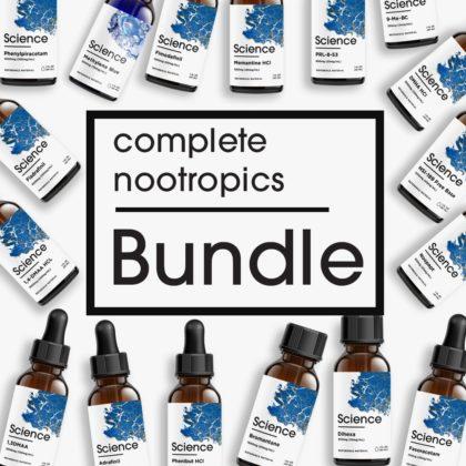 Complete Nootropics Bundle – Liquid Set