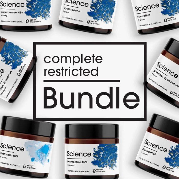 Complete Restricted Bundle – Powder Set