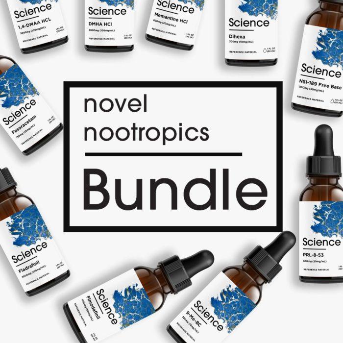 Novel Nootropics Bundle – Liquid Set