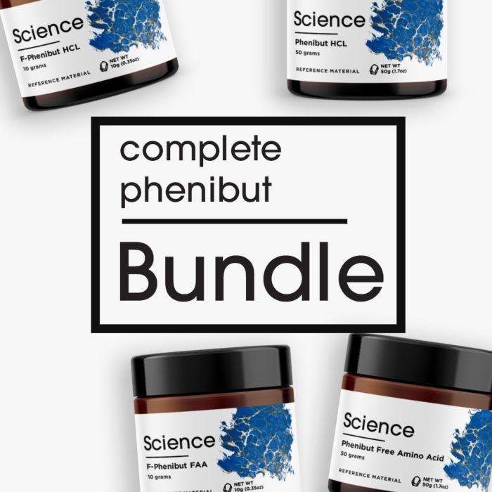 Complete Phenibut Bundle – Powder Set