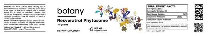Resveratrol Phytosome – Powder, 10g