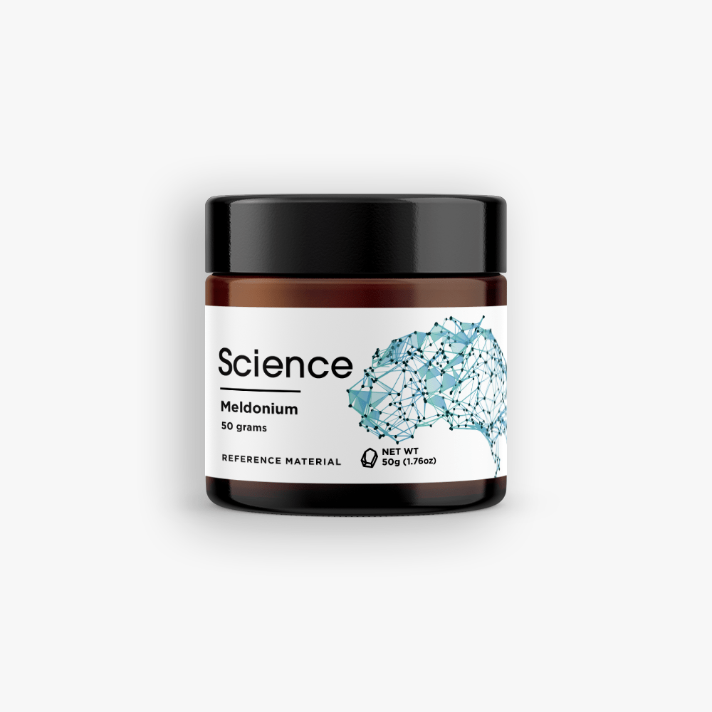 Meldonium (Mildronate Dihydrate) – Powder, 50g