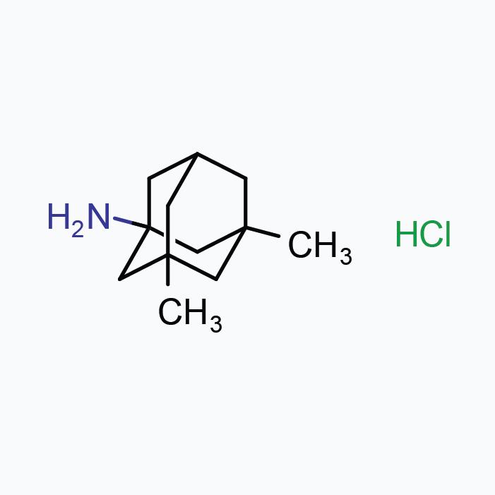 Memantine HCL – Powder, 5g