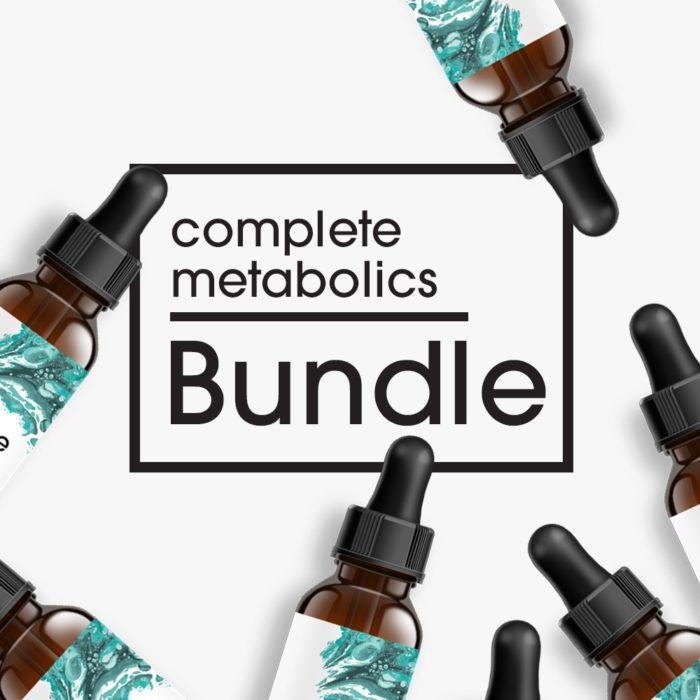 Complete Metabolics Bundle – Liquid Set