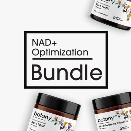 NAD+ Optimization Bundle - Powder Set