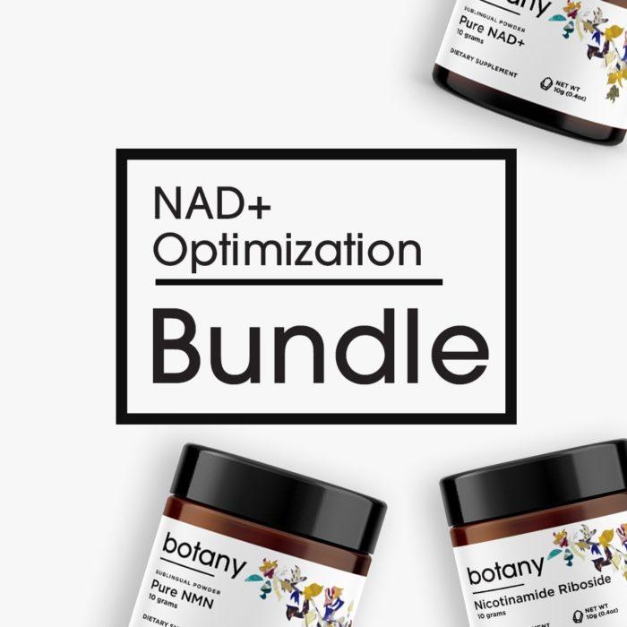 NAD+ Optimization Bundle – Powder Set