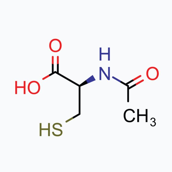 N-Acetyl L-Cysteine (NAC) – Powder, 100g