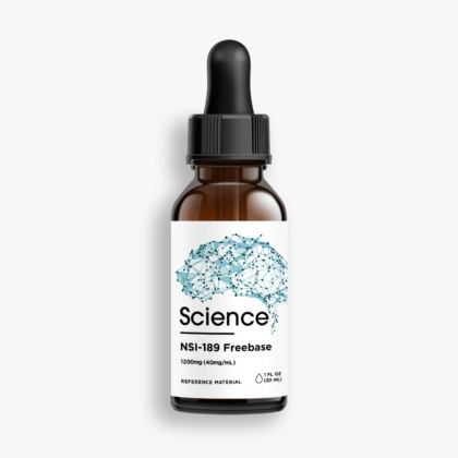 NSI-189 Freebase – Solution, 1200mg (40mg/mL)