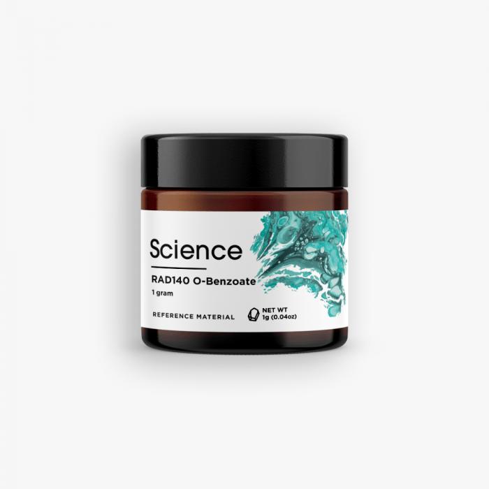 RAD140-O-Benzoate – Powder, 1g