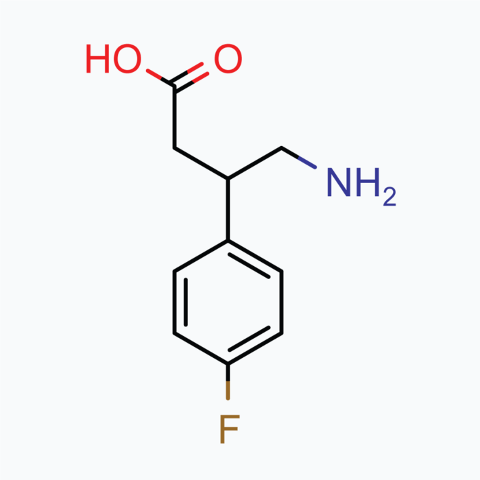 F-Phenibut (Fluorophenibut) FAA – Powder, 10g