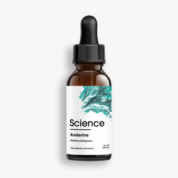 Andarine (S-4) – Solution, 1500mg (50mg/mL)