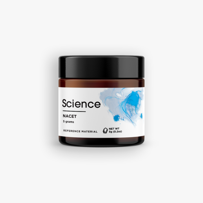 NACET (N-Acetyl-L-Cysteine Ethyl Ester) – Powder, 5g