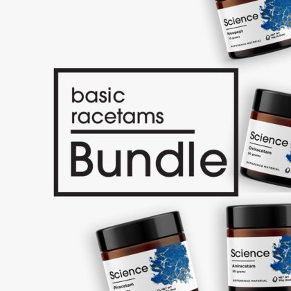 Basic Racetams Bundle – Powder Set