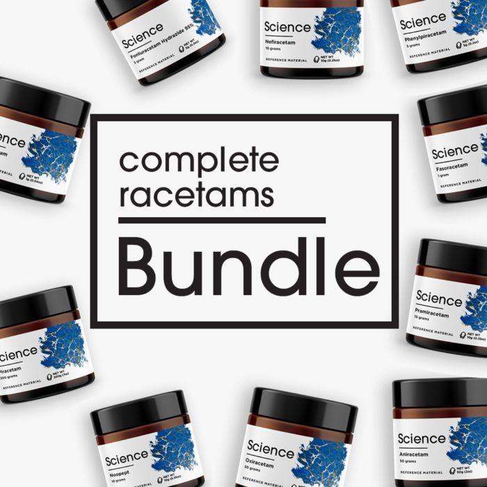 Complete Racetams Bundle – Powder Set
