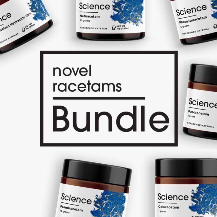 Novel Racetams Bundle – Powder Set