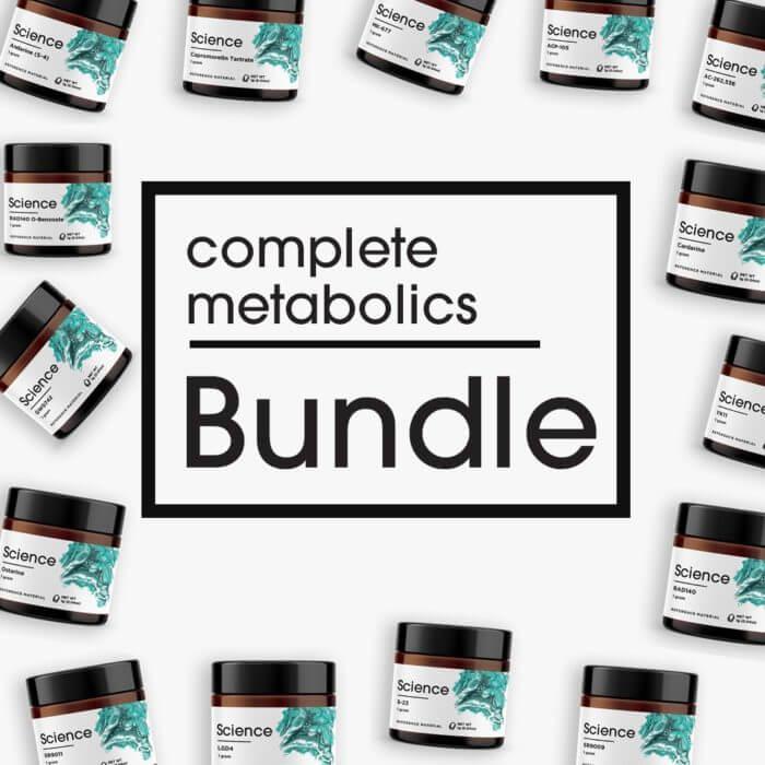 Complete Metabolics Bundle – Powder Set