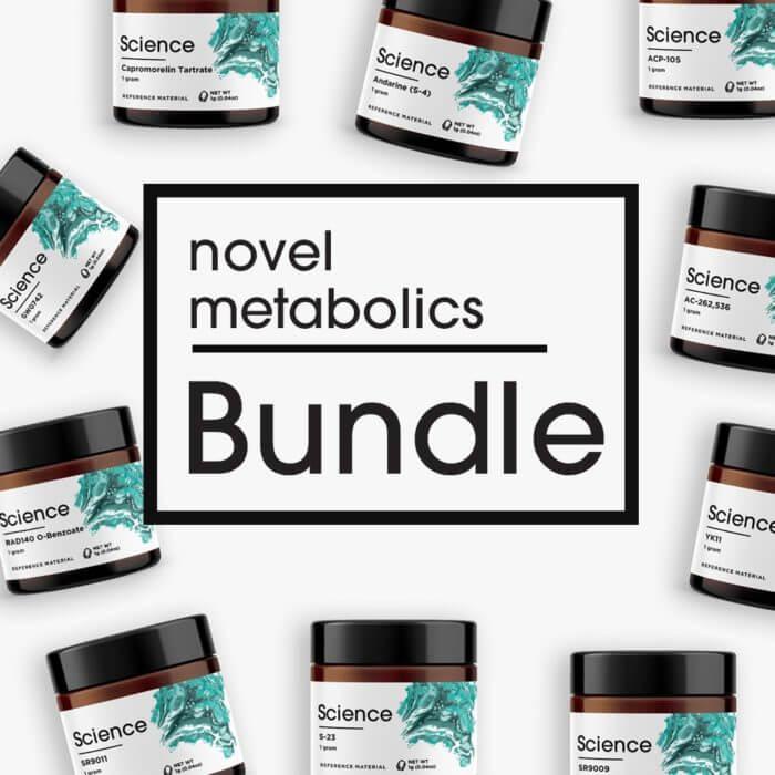 Novel Metabolics Bundle – Powder Set