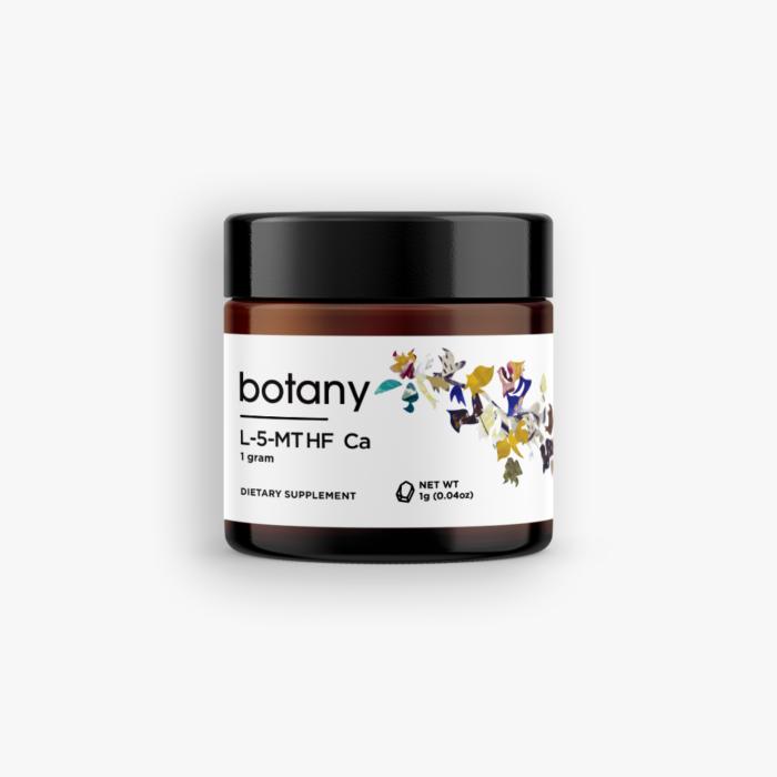 L-5-Methyltetrahydrofolate (L-5-MTHF) Calcium – Powder, 1g