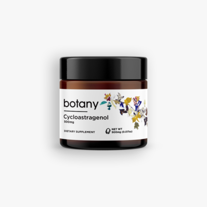 Cycloastragenol (Astragalus Root Extract) – Powder, 500mg