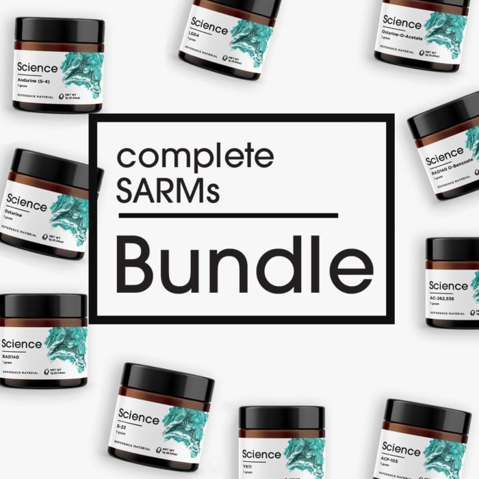 Complete SARMs Bundle – Powder Set