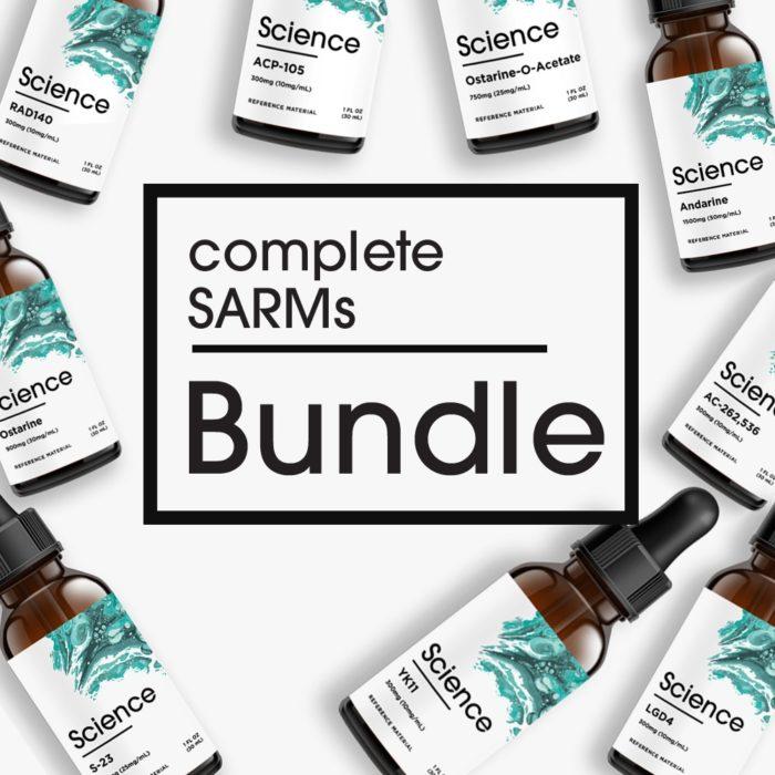 Complete SARMs Bundle – Liquid Set