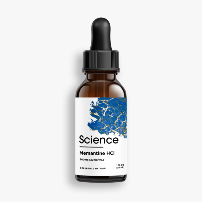 Memantine HCl – Solution, 600mg (20mg/mL)