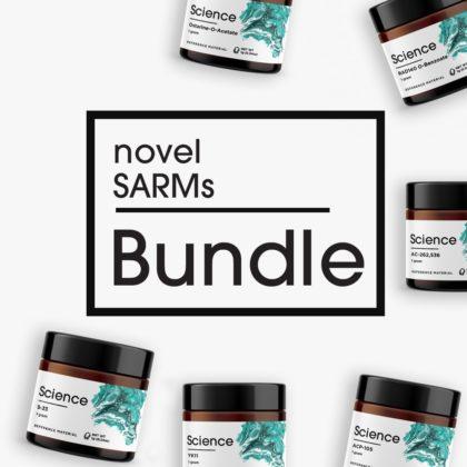 Novel SARMs Bundle – Powder Set