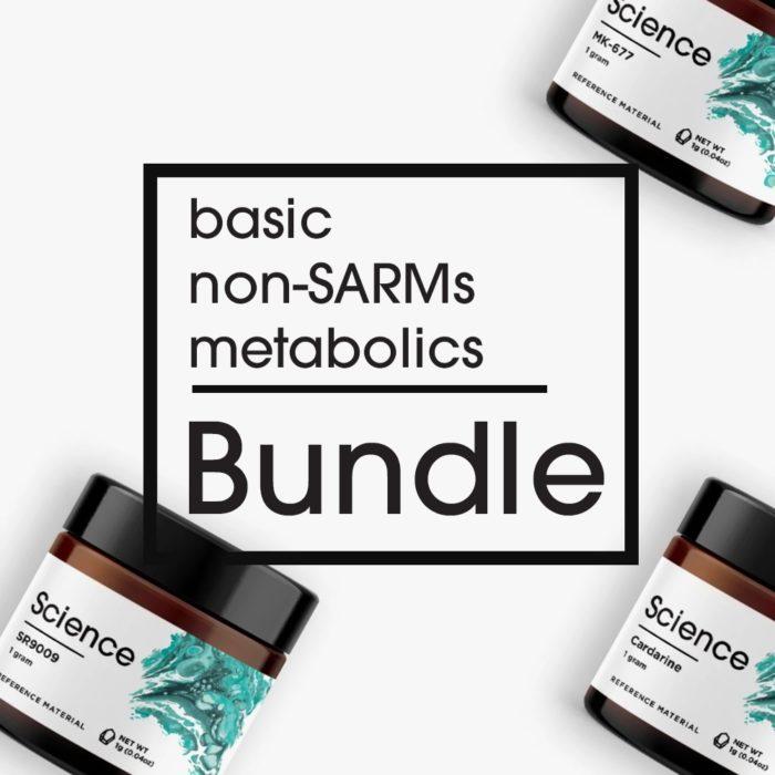 Basic Non-SARMs Metabolics Bundle – Powder Set