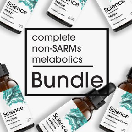 Complete Non-SARMs Metabolics Bundle – Liquid Set