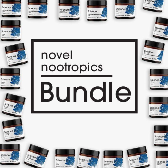 Novel Nootropics Bundle – Powder Set