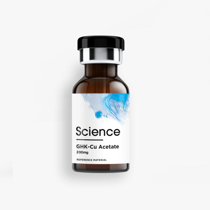 GHK-Cu Acetate – Aliquot, 200mg